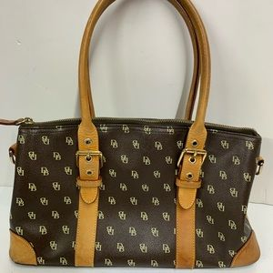 Dooney and Bourke Shoulder Bag Purse